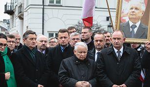 Obchody 92. rocznicy katastrofy smoleńskiej, 10 grudnia 2017 r.