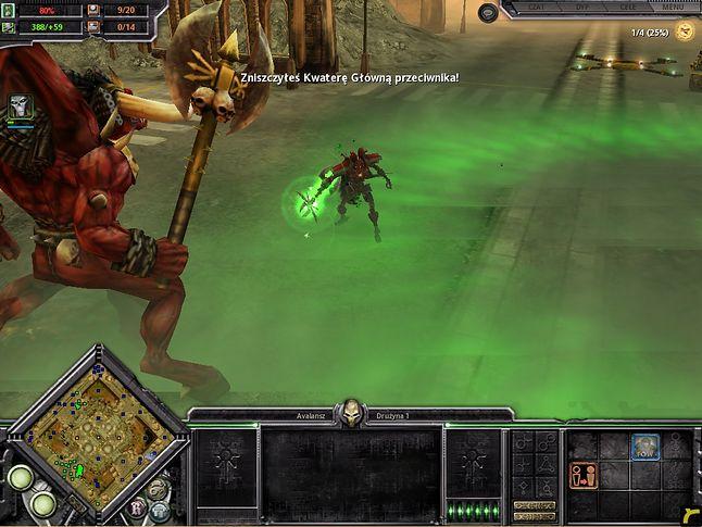 Lord Necronów vs najmocniejsza jednostka Chaosu, Krwiopijec