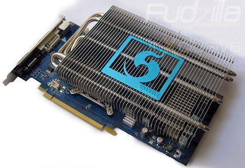 Sparkle GeForce 9800 GT