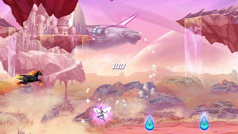 Jeszcze więcej tęczy: Robot Unicorn Attack 2 dostępne dla posiadaczy iOS