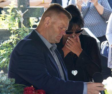 Pogrzeb Konrada Gacy. Tak żegnała go rodzina i najbliżsi