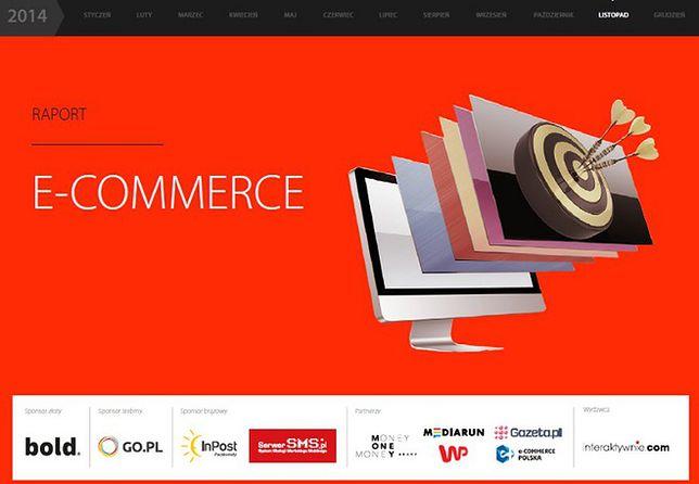 Raport Interaktywnie.com: E-commerce. Ranking sklepów internetowych 2014