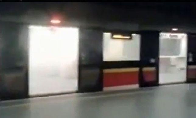 Pożar Inspiro - amatorski film [WIDEO]