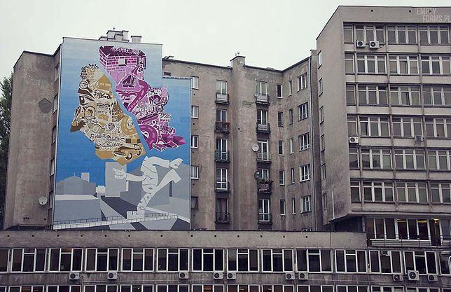 Warszawski street art (dużo zdjęć)