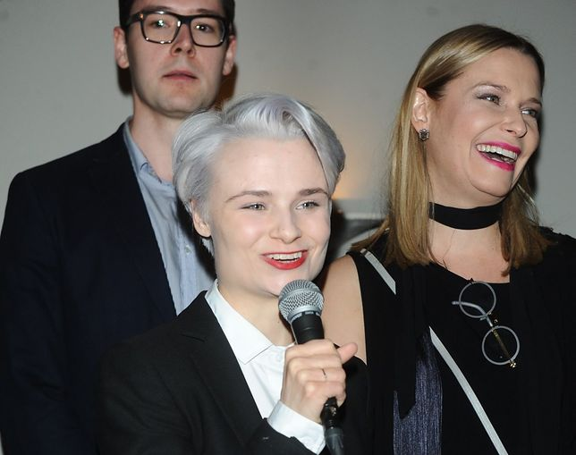 Paulina Mlynarska z córką