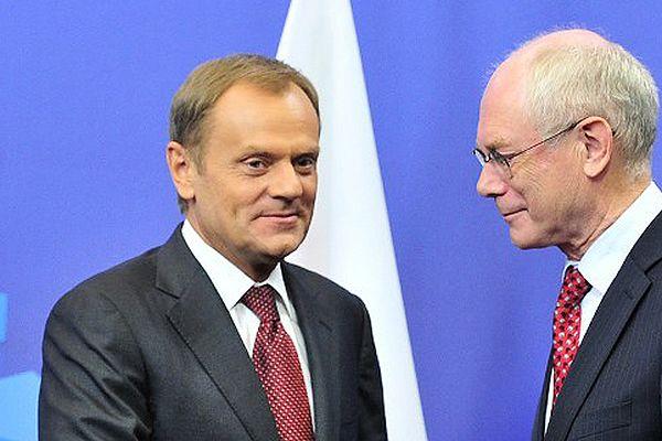 Francois Hollande żartuje: pan Tusk nauczy się też francuskiego