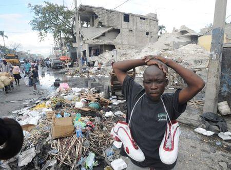 Trzęsienie ziemi na Haiti, 2010 r.