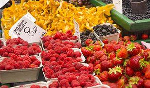 Ceny warzyw i owoców. Zdrowy tryb życia nadal bardzo drogi