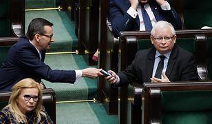 Sejm. Parlamentarzyści podsumowali tydzień w polskiej polityce