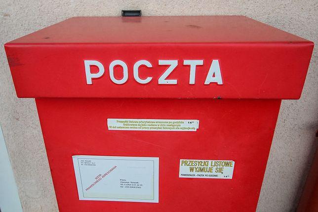Poczta zaprzecza, że miała cokolwiek wspólnego z wyciekiem kart wyborczych