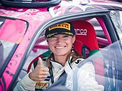 Karolina Pilarczyk. Jedyna licencjonowana drifterka