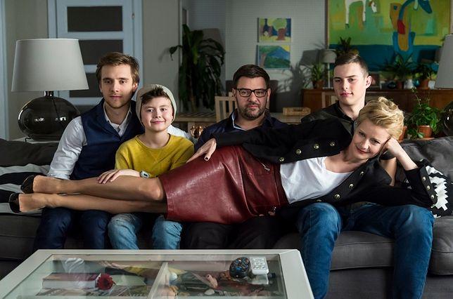 """Młodzi aktorzy z """"Rodzinki.pl"""" zarabiają po kilka tys. zł za dzień pracy"""