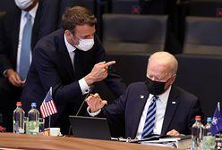 Francja reaguje na umowę między USA, Australią i Wielką Brytanią