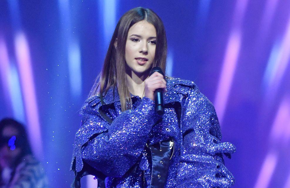 """Roksana Węgiel kiepsko radzi sobie w """"Dance dance dance""""."""