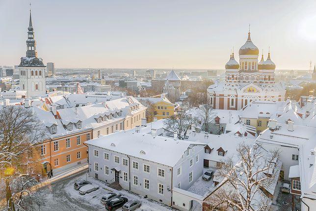 Estonia zimą. By poczuć się niczym lodowy wojownik, nie musisz jechać na Alaskę