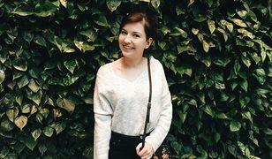 REDAKTORKI NOSZĄ: Paulina Brzozowska i zimowy minimalizm