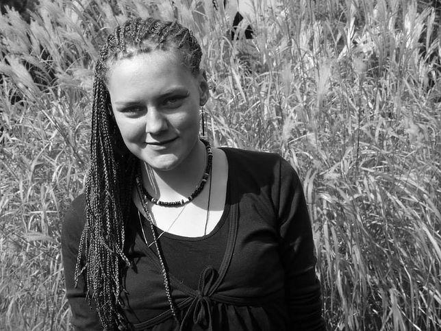 Helena Kmieć na misji w Afryce