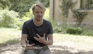 """""""Żmijowisko"""": Paweł Domagała o swojej roli"""