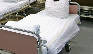 Podpalony mężczyzna zmarł w szpitalu
