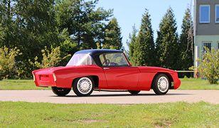 Syrena Sport jednym z najciekawszych samochodów sportowych bloku komunistycznego