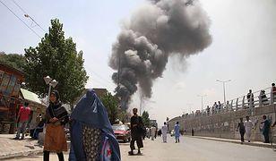 36 ofiar śmiertelnych zderzenia cysterny z autobusem w Afganistanie