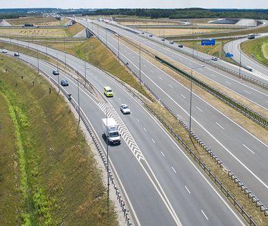 Autostrada A1 z nowym odcinkiem Pyrzowice - Częstochowa-Południe