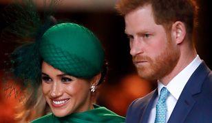 Różnica w komunikatach rodziny królewskiej i Sussexów. Czy Harry i Meghan obrazili się na Królową?