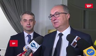 """Ostre słowa opozycji. """"Bzdury"""", """"skandal"""""""