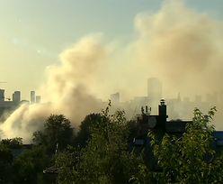 Moskwą wstrząsnęła seria eksplozji. Służby milczą na temat incydentu