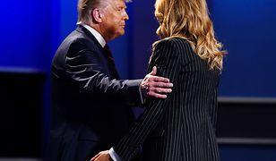 Koronawirus. USA. Donald Trump na kwarantannie