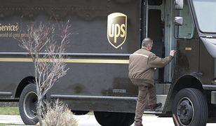 UPS pracuje nad nowym sposobem dystrybucji
