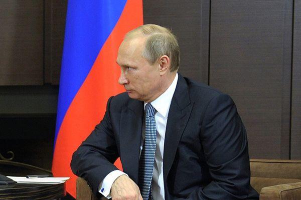 Putin jedzie na Krym. Spotka się z członkami Rady Bezpieczeństwa Rosji