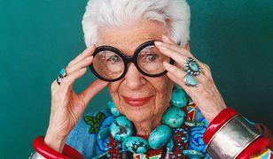 Iris Apfel kończy 95 lat