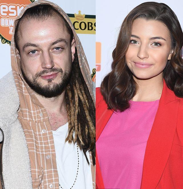 Baron i Julia Wieniawa udali się na wspólny urlop