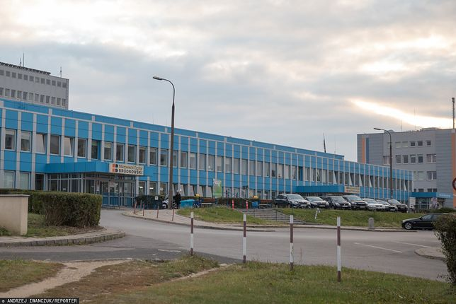 Koronawirus w Warszawie. Szpital Bródnowski z dwoma przypadkami wśród personelu