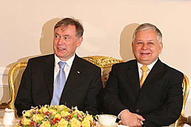 Prezydenci Polski i Niemiec zadowoleni z wzajemnych relacji