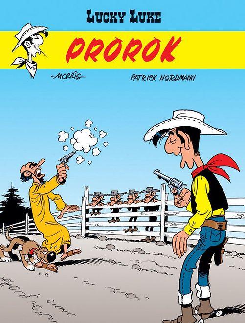 Lucky Luke: Prorok, Egmont 2020
