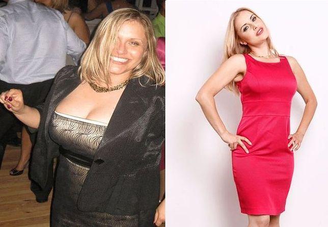 """""""Jesz śmieci? Czujesz się jak śmieć"""". Klaudia schudła 30 kg i inspiruje kobiety"""