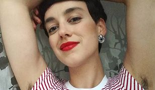 Sonia Cytrowska zupełnie zrezygnowała z depilacji ciała
