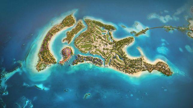 Wizualizacja kurortu Coral Bloom