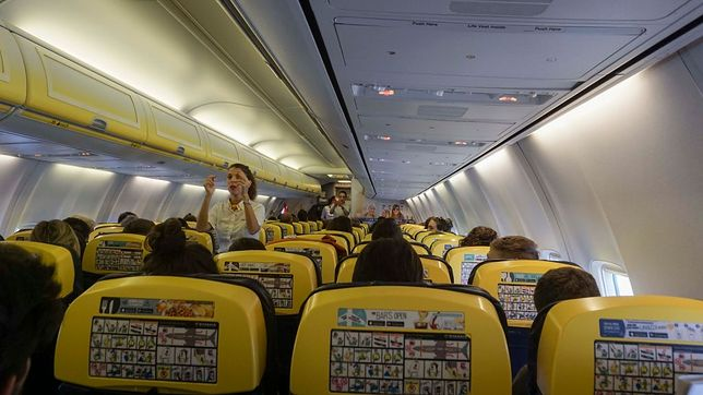 29-latek leciał z Dublina do Wrocławia