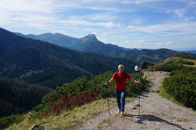 Krzysztof Bubel wzbudza zainteresowanie na szlaku