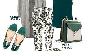 Modne spodnie - kwitnące ulice!