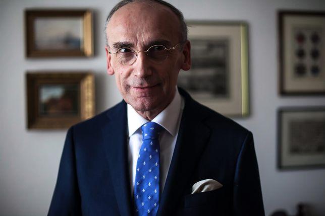 Dr Janusz Sibora.