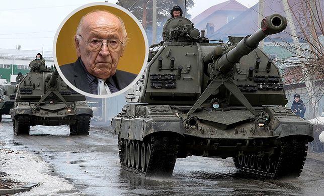 Konflikt na Wschodzie. Stanisław Ciosek analizuje ostatnie doniesienia z granicy rosyjsko-ukraińskiej