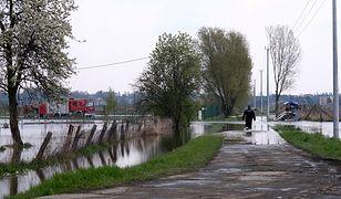 Poprawia się sytuacja na rzekach w woj. śląskim