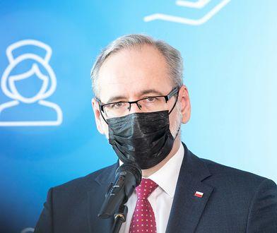 Na jakim etapie jest epidemia w Polsce? Niedzielski wskazuje decydujący czynnik