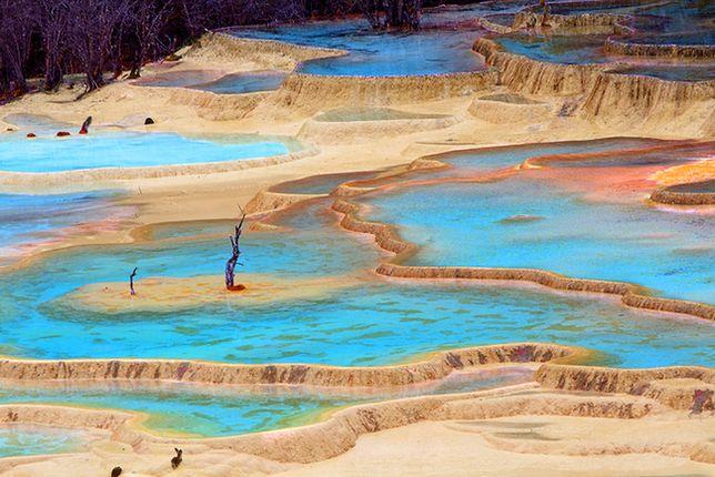 Dolina Żółtego Smoka, Chiny