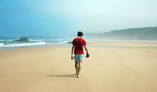 Spacerowicze mogą przebywać na plaży ok. 1 godziny. Zdjęcie ilustracyjne
