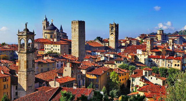 Bergamo - brama Mediolanu